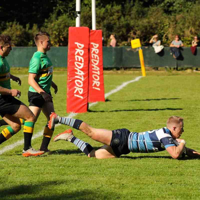 Bracknell vs Newbury Saturday 16th September 2017