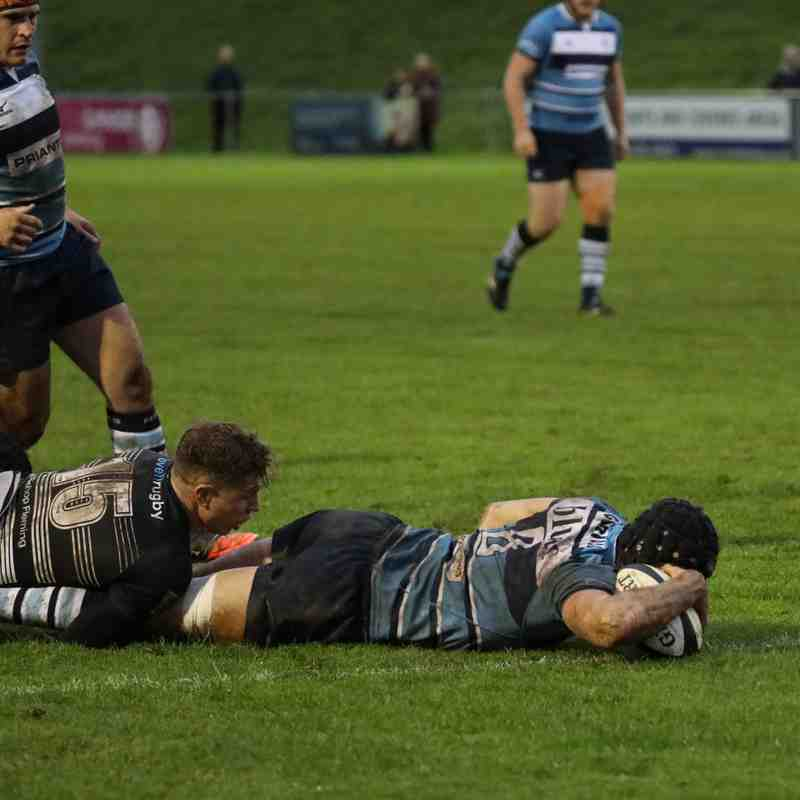 Newbury vs Brixham Saturday 11th November 2017