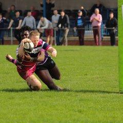 Newbury vs Exmouth Saturday 14th April 2018