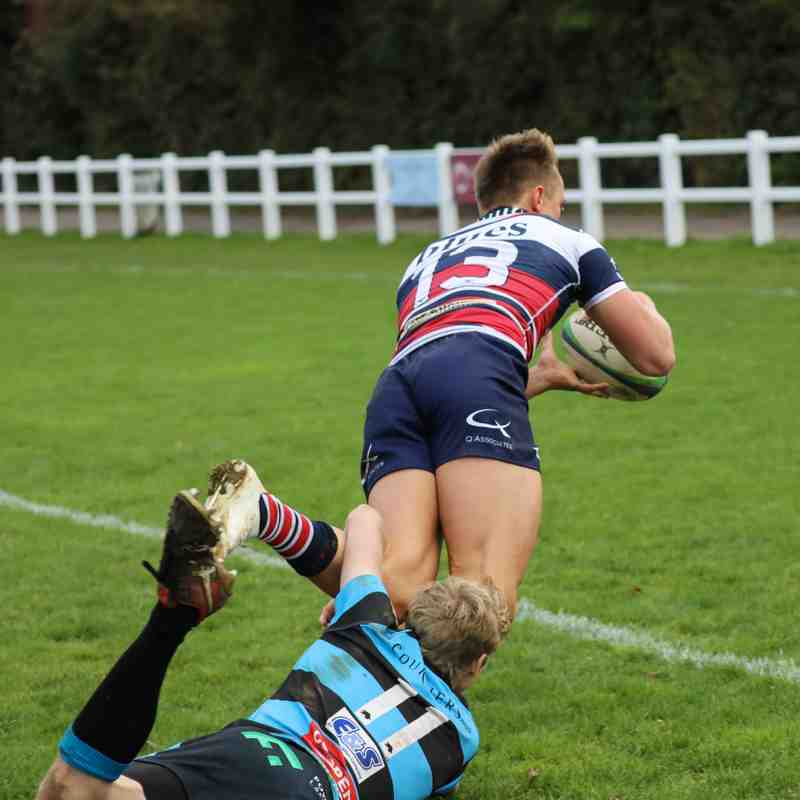 Witney vs Newbury Saturday 3rd November 2018