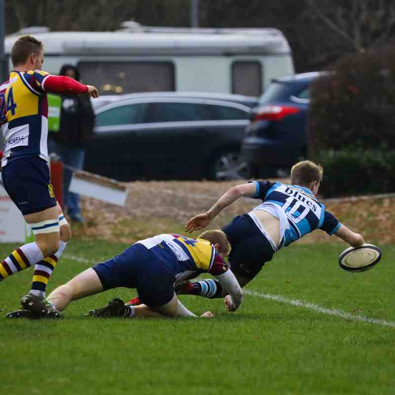 Newbury vs Oxford Harlequins Saturday 24th November 2018