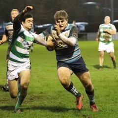 Newbury vs Salisbury Saturday 8th December 2018