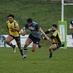 Newbury vs Trowbridge Saturday 5th January 2019
