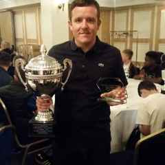 Steve Gemmell Manager of the Year