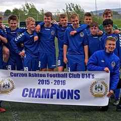 U14 League and Cup Winners