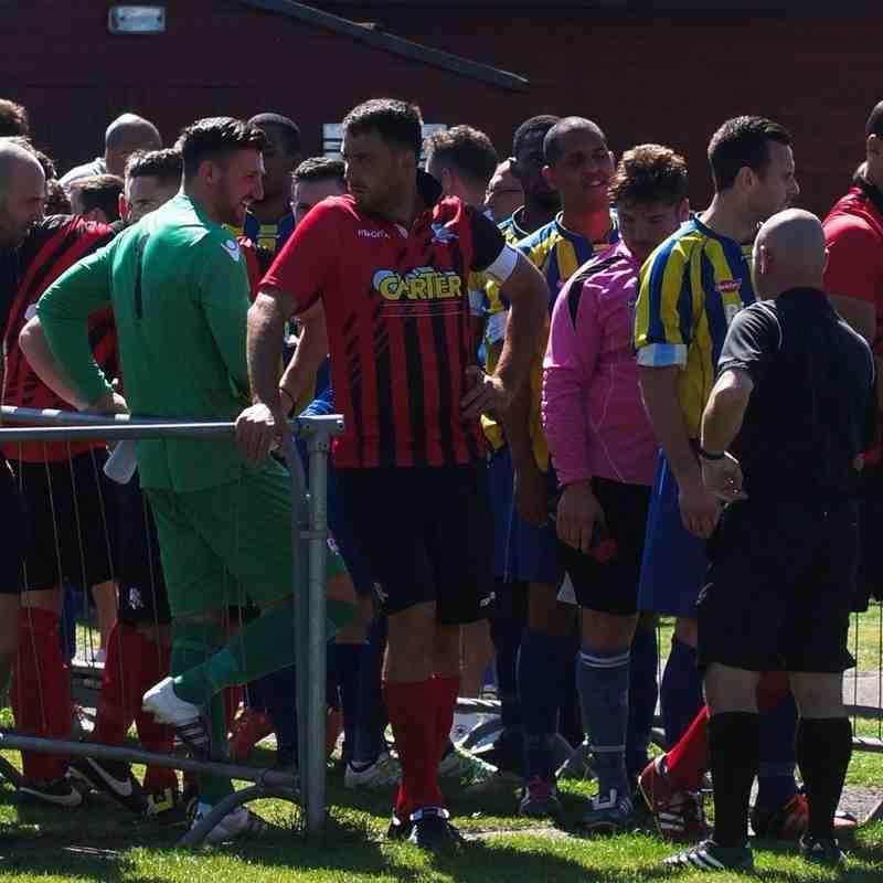 Longlevens 4-2 Bedfont & Feltham