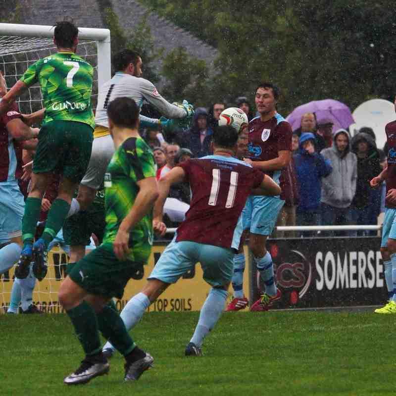 Taunton Town 0-0 Hemel Hempstead Town FAC