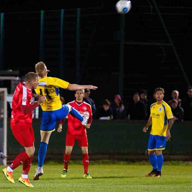 Hemel Hempstead Town 0-1 Taunton Town FAC