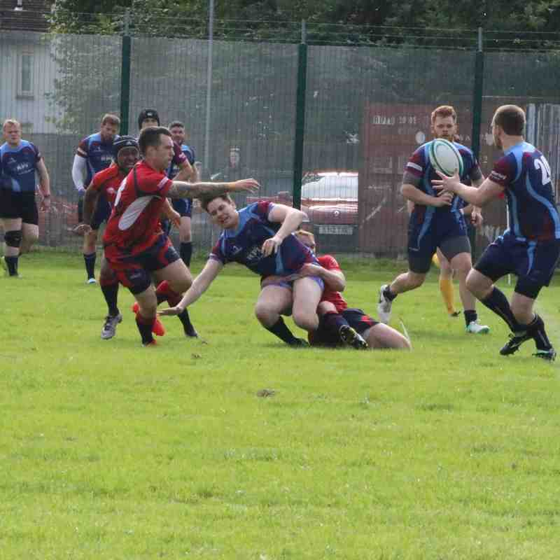 Match Vs Kinloss Eages 26/08/2017
