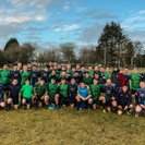 Clinical 2nd XV help themselves to bonus point win