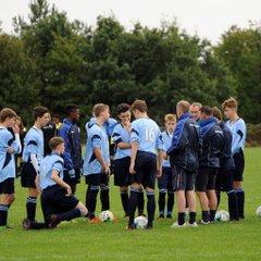 U15s v Southside Utd Titans 25.09.16