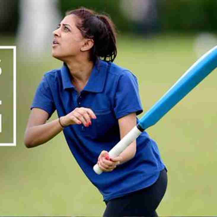 FREE Girls Cricket Sessions