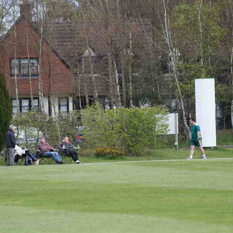 1st XI vs Yateley 23rd April 2016