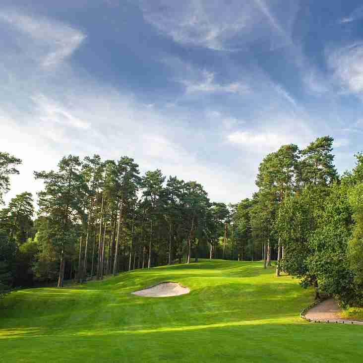 CCC Golf Day - 27th April 2018