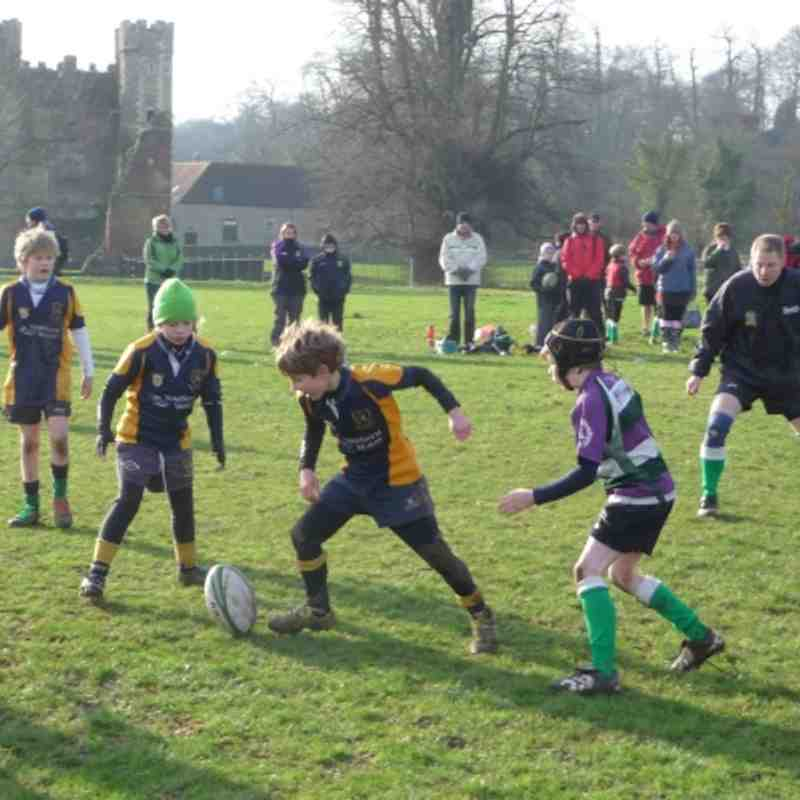 Midhurst U10's vs Bognor
