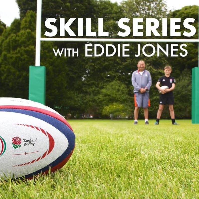 Watch: Old Mutual Skills Series with Eddie Jones
