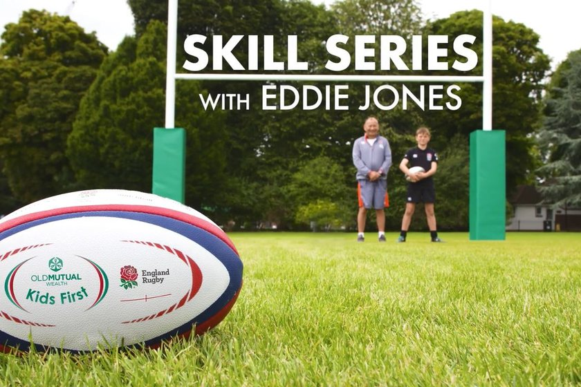 Watch: Old Mutual Skills Series with Eddie Jones