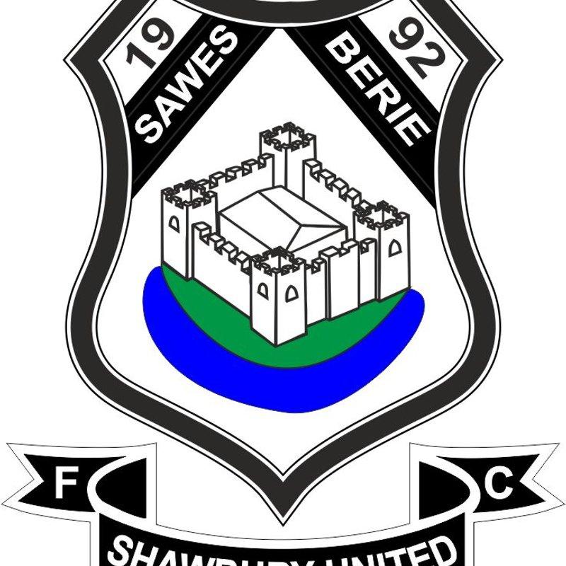 Shawbury United 0-1 The Mikes