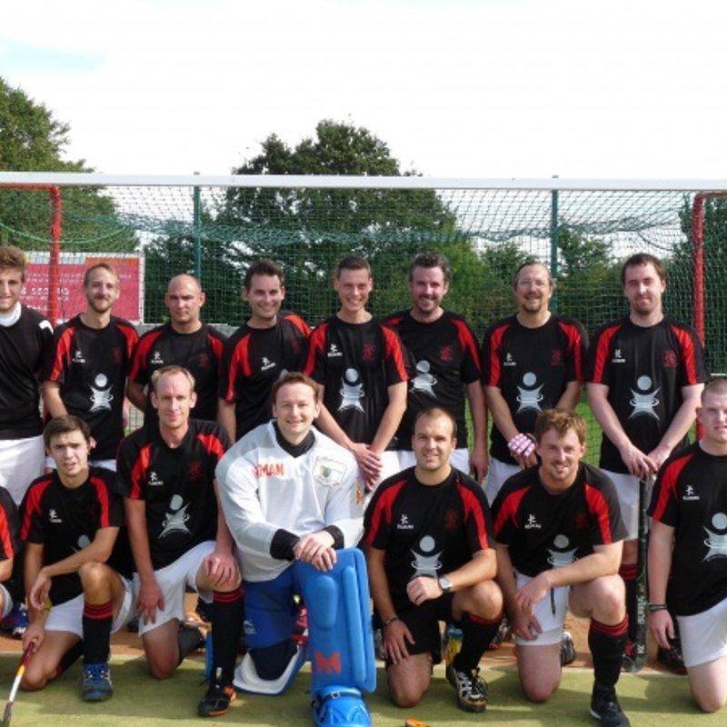 Taunton CS beat Ashmoor A 0 - 3
