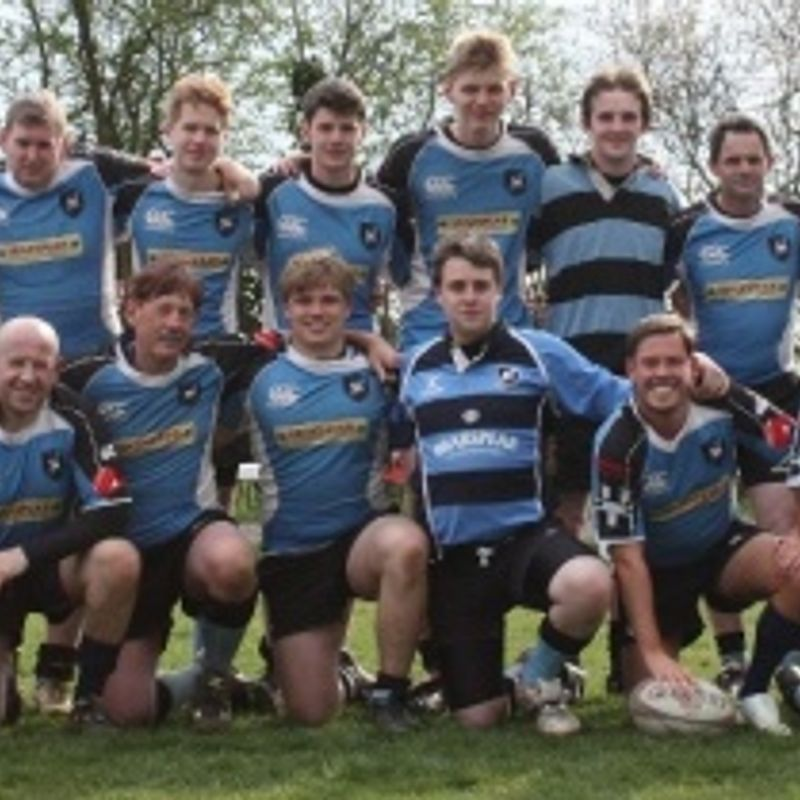 Casuals lose to Oxford II 51 - 17