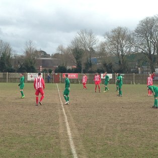 Leighton's winning ways halted against high flying Bedworth