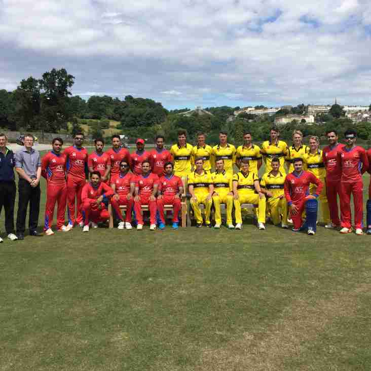 Bedminster Host Afghanistan International Stars At The Clanage