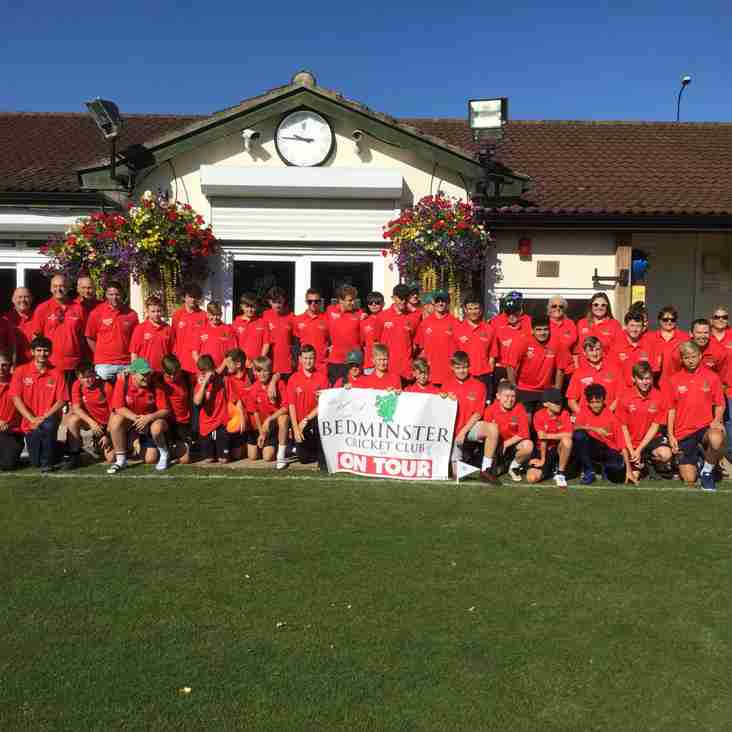 2017 Bedminster Youth Tour To Wales