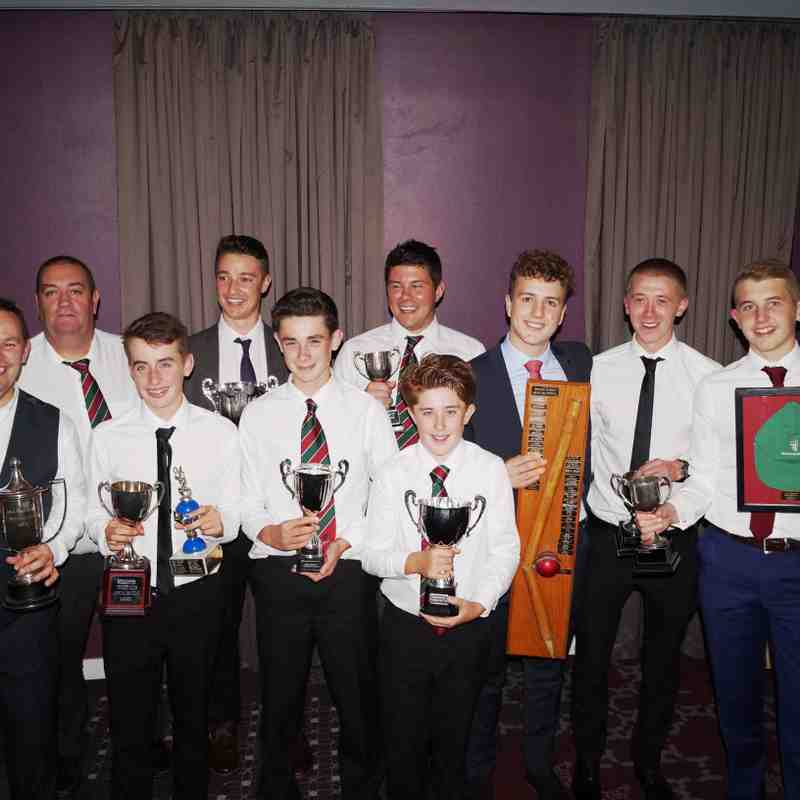 2017 Senior Presentation Night