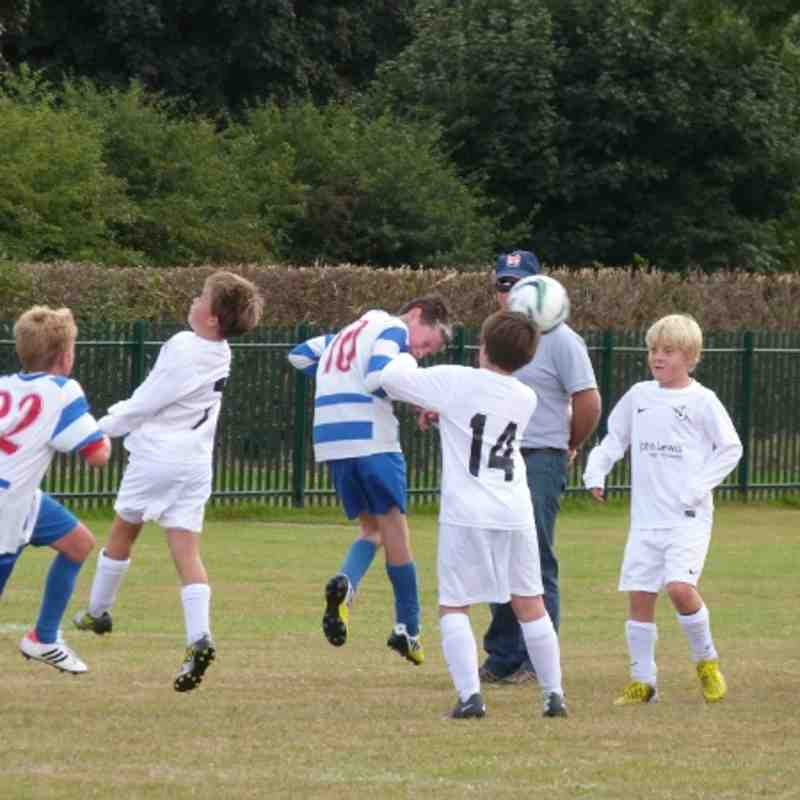 AFC Lightning U10 v Oxford City Blue U10