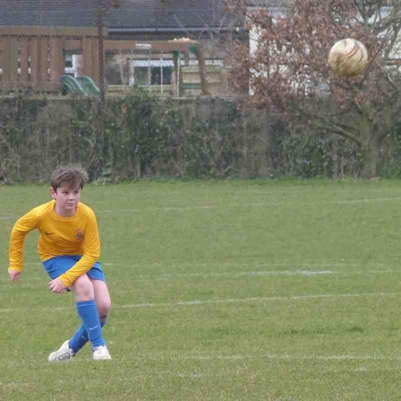 Quarry Rovers U11 v Oxford City Blue U11