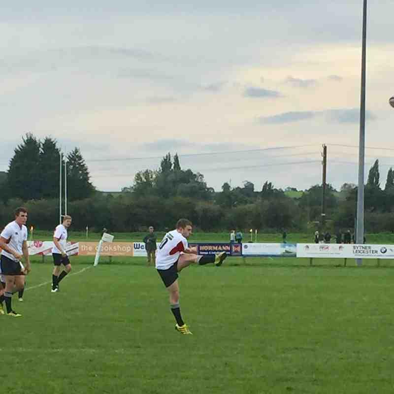 1st XV v Pinley RFC - Sat 24 Sep 2016