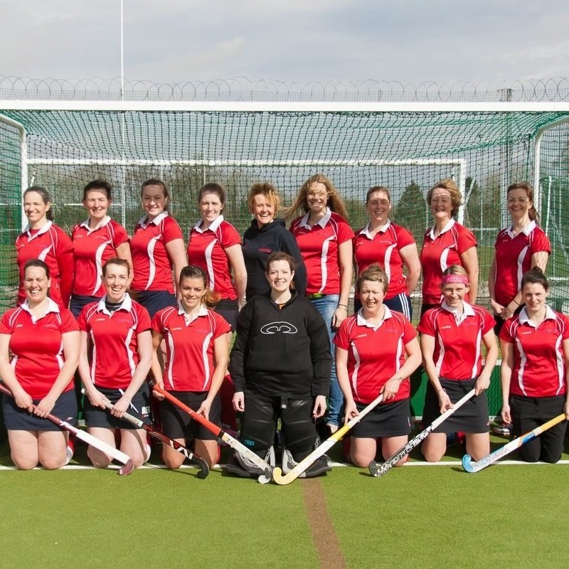 Ladies 2nd XI beat Southampton University 4 - 6
