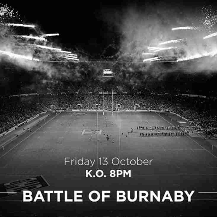 Battle of Burnaby