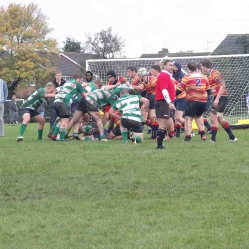 FRFC 2s vs Medway 3s - 9th November