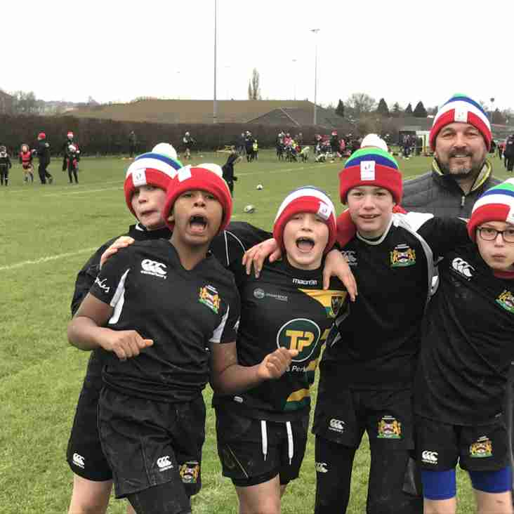 MHRUFC join partnership with Wooden Spoon