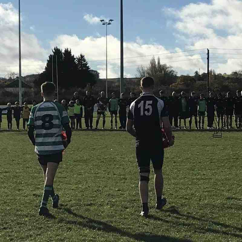 U16 Remembrance Day