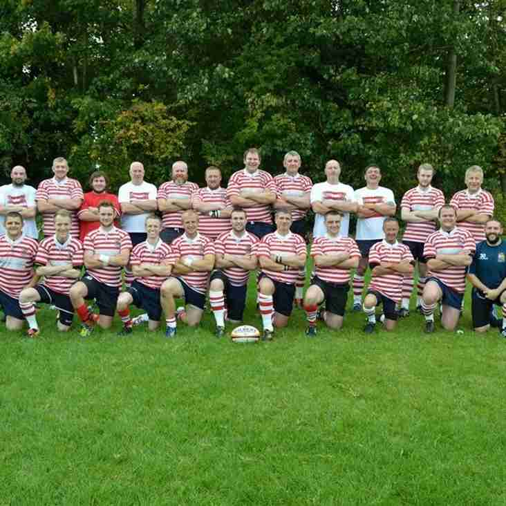 Manchester 3rds 25 v 24 Manchester Spartans