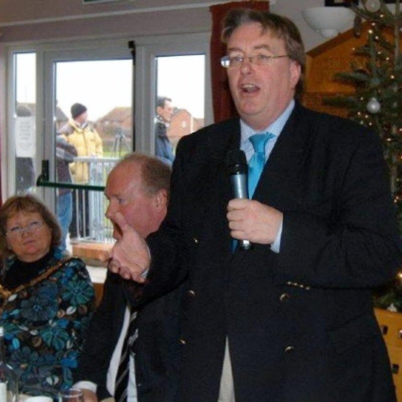 John Howell OBE MP becomes Patron of Chinnor RFC