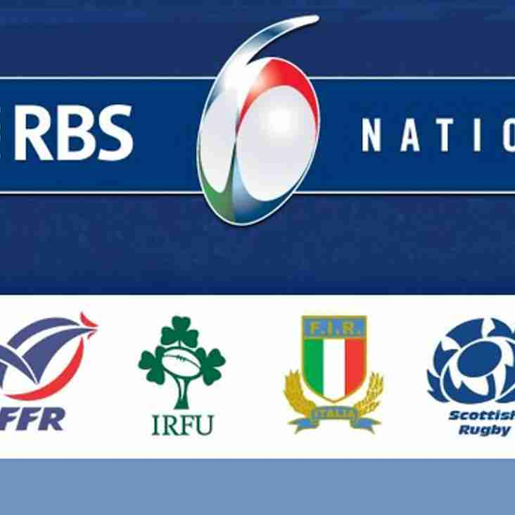 Watch the 6 Nations at Chinnor Rugby Club