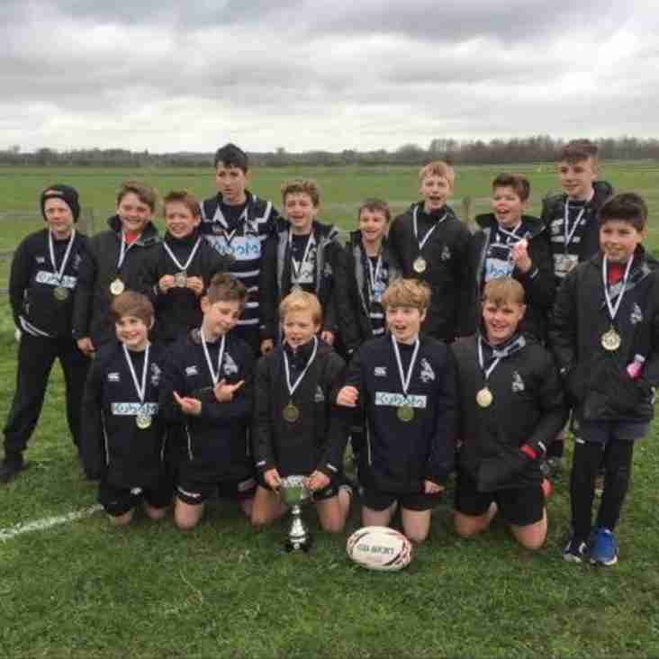 U12 & U11 Oxfordshire County Festival at CRFC
