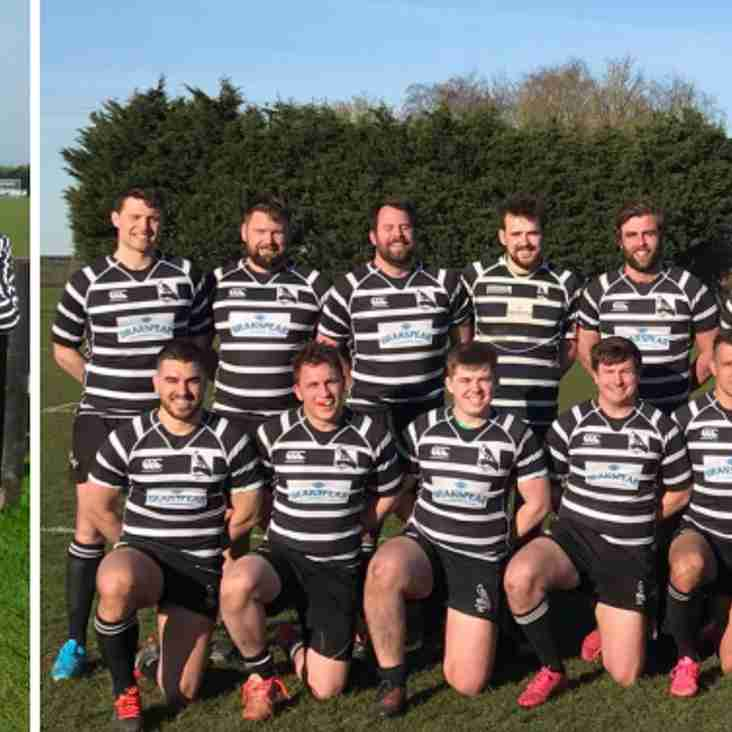 New Wildboys shirts sponsored by Marston's Brewery