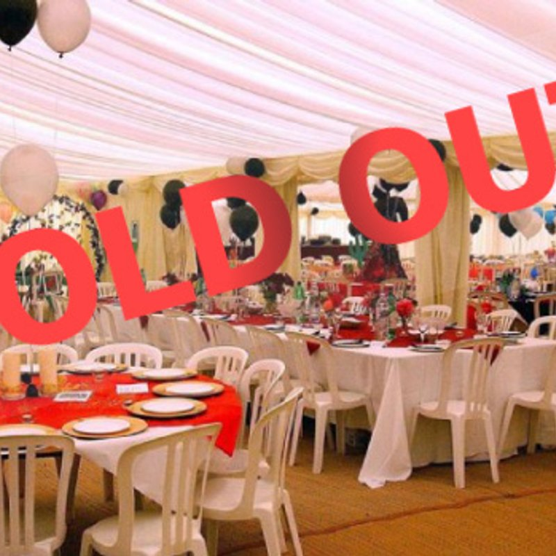 2017 Picnic Ball all tables are now SOLD