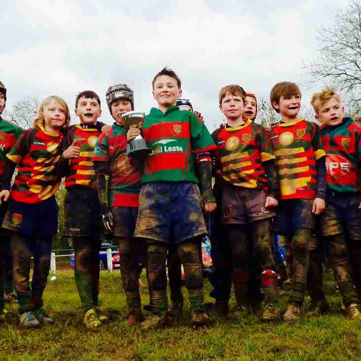U10's Undefeated at Hinckley Festival!!