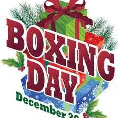 Boxing Day Bonanza!