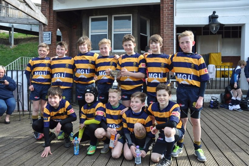 Under 11 S County Cup Champions News Durham City Rugby Football Club