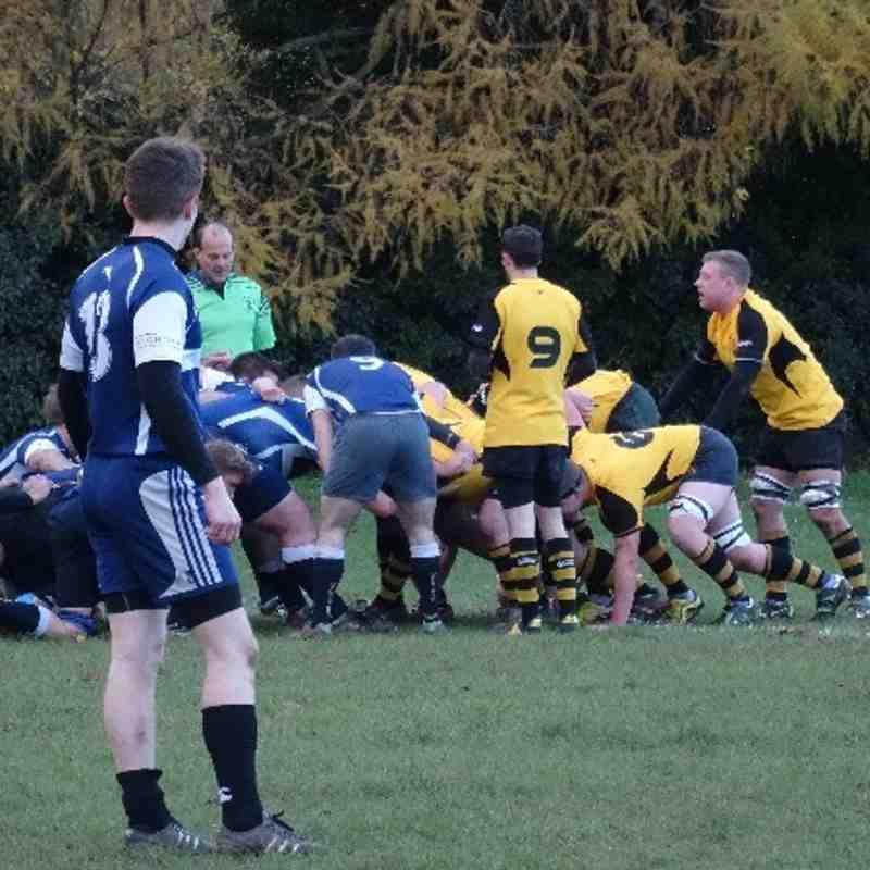 23rd November Chineham RFC vs Ventnor