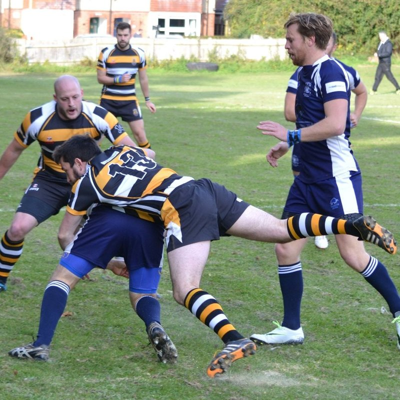 Chineham RFC 1st XV start the new season in Hampshire 2 with a trip to Southampton