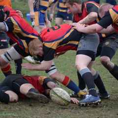 Ashfield RUFC suffer an agonising 6 – 10 home defeat against high flying Loughborough RUFC.