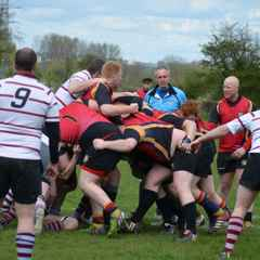 Ashfield RUFC suffer a 40 - 7 defeat as Nottingham Casuals reach Cup Final.