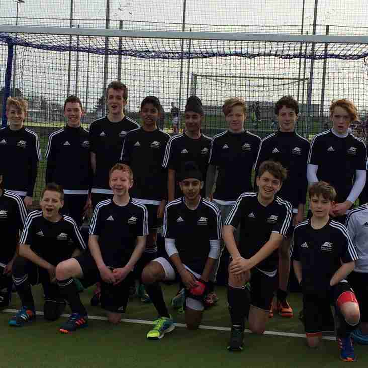 U14 Boys Midlands Champs